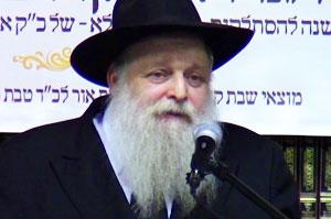 Rabbi Sholom Ber Wineberg