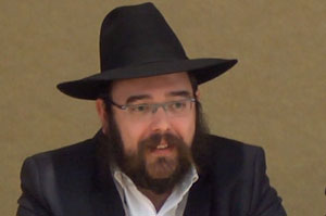 Rabbi Sholom Gopin