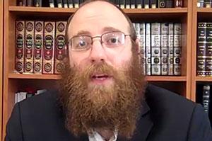 Rabbi Yonason Johnson