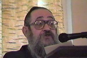 Rabbi Zelig Sharfstein