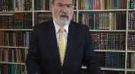 This video was graciously provided by the Office of the Chief Rabbi Lord Sacks.      .