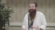 Love and awe, the primary emotions of relationships are found in our relationship with G-d, with our partners, our parents and our children.  Rabbi Meir Levinger responds to questions about relationships through the lens of this basic premise of Chassidut.