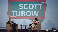 An acclaimed novelist and attorney, Scott Turow is also Jewish. Hear about his latest book, upcoming TV show, and about how he navigates the world of fame as a Jew.