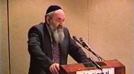 Proffesor Avraham Steinberg gives answers to various questions from medical students, from violating the Shabbat for the sake of one's life, topaitient confidentiality issues, and more.  This is a vintage video and is being shared here for its historical value and its content, not for the quality of its video