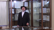 The Chabad Library contains 250,000 volumes, 3,000 manuscripts and hundreds of thousands of documents and letters.  Rabbi Berel Levine gives a virtual tour of the exhibition hall tracing the history of Chabad Rebbeim through their documents and letters.