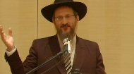 Rabbi Lazar shares his experiences as a Shliach and eventually as Chief Rabbi of Russia for the last 22 years.    This presentation was deliveredat theLay Leadership Conference that took place November 7,2010.    *Please be advised that some may take offense at this speaker's position on conservative and reform conversions.
