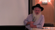 A deep thinker and master of chassidc philosophy, Rabbi Manis Friedman, in this session with the Sinai Scholars, answers the questions of young Jews who are discovering Judaisim as adults. Rabbi Manis Friedman plunges into the depth of the Jewish soul, family relations strained by religion, our relationship with G-d, and our role in the world