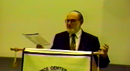 What takes precedence, the rights of the individual or the safety of the community? Rabbi Herbert Bomzer tackles the question of whether compulsory medical treatment for tuberculosis is ethical from a Jewish perspective.