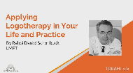Rabbi Daniel Schonbuch will provide insight and methods of applying meaning based logotherapy for helping individuals gain perspective and find the proper meaning in their lives.