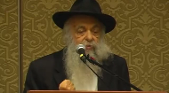 How did G-d create the Universe? How does He relate to us? And how does He want us to relate to Him?     This lecture is given by Rabbi Yoel Kahn in Yiddish and translated by Rabbi Yisrael Deren into English.