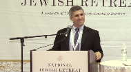 The Supreme Court case of a clinical psychologist in the Air Force who was prohibited from wearing his yarmulke when in uniform: what happened inside and outside the courtroom.  This lecture took place at the 12th annualNational Jewish Retreat. For more information and to register for the next retreat, visit:Jretreat.com.