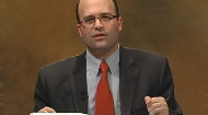 """In this series, Rabbi Elie Weinstock of Congregation Kehilath Jeshurun gives a """"Crash Course in Basic Judaism"""". Rabbi Weinstock takes viewers up a five step ladder of foundational concepts in Judaism:G-d, Prayer, Shabbat, Jewish Ritual and Jewish Sexuality.     Segment 2:  In the second segment, Rabbi Elie Weinstock discusses the fundamental idea ofPrayer."""