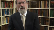 This video was graciously provided by the Office of the Chief Rabbi Lord Sacks.