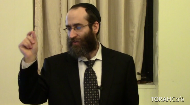 Megillas Esther was written under the influence of the Spirit of G-d.  Rabbi Avrohom Bergstein discusses the essential bond that G-d has with a Jew. The point of the needle, where it has no dimensions, is like the point of contact where G-d knocks on the door of the Jewish soul. Being an infinite point, connecting to the infinity of G-d, there is no element of time.