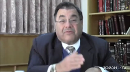 Destroy evil, enthrone good.  Rabbi Shlomo Riskin points out in parshas Beshalach, that as long as Amalek is in the world, G-d and his Throne can't be completely manifest. He illustrates the point with a story about charity and the Lower East Side.