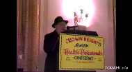 To see the talk that preceded this one which Rabbi Weinberg references, click here.