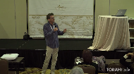 As a Jewish screenwriter, David Weiss has gotten some of his best ideas from the Torah. Come hear how the Jewish thought that makes his work shine, can help your life soar.  This lecture took place at the 12th annualNational Jewish Retreat. For more information and to register for the next retreat, visit:Jretreat.com.