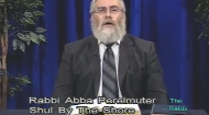 "Rabbi Abba Perelmuter will go through the verses and explain the significance and relevance of the ""Shema"" prayer."