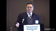 What are the practiced guidlines for doctors to abide by, and where do they come from?  This presentation took place in 1997 at the International Conference on Judaism and Contemporary Medicine. The video recording is courtesy of Dr. Michael-Moshe Akerman M.D. who is the director of the conference.  This presentation discusses complex medical issues