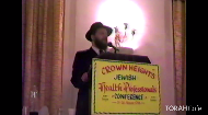 """What is the Jewish perspective of the """"Healthy Mind, Healthy Body"""" connection? Are they at odds with each other, or are they interconnrected?  This presentation took place in 1988 at theInternational Conference on Judaism and Contemporary Medicine. The video recording is courtesy of Dr. Michael-Moshe Akerman M.D. who is the director of the conference."""