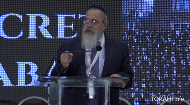 This lecture was delivered at the 13th annual National Jewish Retreat. For more information and to register for the next retreat, visit: Jretreat.com.