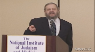 Can someone who is suffering be taken off life support under any circumstances?  This is a vintage video and is being shared here for its historical value and its content, not for the quality of its video.  This presentation took place at theInternational Conference on Judaism and Contemporary Medicineon May 15th 2005, at the Hilton Hotel in New York City