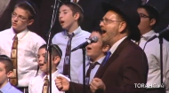 """A Chassidic cantorial chant set to the prayer of Ta] (recited on the first day of Passover). This moving melody composed by Reb Avrohom Charitonov of Nikolayev, rises to crescendo with """"Bmashmaeinu al yeri rozan"""" - """"let there be no scarcity in our richness"""""""