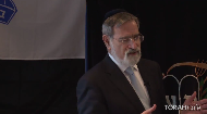 This video was graciously provided by the Office of the Chief Rabbi Lord Sacks.     There are a number of ways to stay connected with the Chief Rabbi