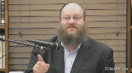 Why did God create the world using ten utterances, to punish the wicked? What is superior, the divine service of the a Tzadik or the Baal Teshuvah? Join Rabbi Silberberg in understanding the inner meaning of repentance.