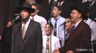 This soul- stirring melody ascribed to Reb Hillel of Paritch (1795 - 1864), a Chassid of Rabbi DovBer and Rabbi Menchem Mendel of Lubavitch