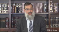 """Rabbi Daniel Schonbuch is a licensed marriage and family therapist. In his series, """"Marriage Matters"""", he answers question from his viewers about relationships.  To download an accompanying handout or contant Rabbi Schonbuch clickhere.  In this segment, Rabbi Schonbuch discusses the importance of active listening and the nuance that is necessary for it to be effective"""