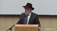 Rabbi Ruvi New describes the Rebbe's vision for the Chabad movement and how the Rebbe's proactive initiative to save world Jewry shaped the movement's success.  He uses personal anecdotes to illustrate the Rebbe's understanding that the small acts of individuals contribute do the larger picture