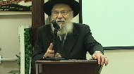 """What do we mean when we say """"Who is happy? He who is happy with his lot""""? Rabbi Edelman explains how to be happy with the portion given to us by Hashem- our Neshama, our soul.."""