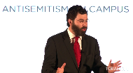 """Antisemitism on Campus"" is a talk given by Rabbi Dov Greenberg as part of a fast-paced session called ""Ten Talks"" featuring 10 short powertalks from 10 inspiring speakers, showcasing important ideas that change attitudes, lives, and, ultimately, the world."