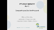 It's Only Money!  Part 2: Completing an On-Line Proposal for Disability Inclusion Efforts    For part 1, click here.