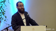 This session will use Jewish perspectives on trauma, loss, and consolation, to con-sider the psychological challenges that such situations present. The wisdom of Jew-ish approaches in providing comfort and steering us towards healthy adaptations will be highlighted, in the face of psychological research.  This lecture took place at the 12th annualNational Jewish Retreat