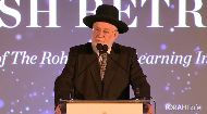 """Rabbi Israel Meir Lau, one of the youngest survivors of Buchenwald, was just eight years old when he was liberated in 1945. Descended from a 1,000-year unbroken chain of rabbis, he grew up to become Chief Rabbi of Israel, and like many of the great rabbis, Rabbi Lau is a master storyteller. """"Out of the Depths"""" is his harrowing, miraculous, and inspiring account of life in one of the Nazis' deadliest concentration camps, and how he managed to survive against all possible odds.Rabbi Lau also chronicles his life after the war.  This address took place at the 12th annualNational Jewish Retreat. For more information and to register for the next retreat, visit:Jretreat.com."""