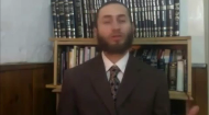 """In this video, Rabbi Yonatan Neril speaks about the ancient story of Noah and the flood, connecting it to many ecological issues facing the modern world.      These materials are posted as part of Canfei Nesharim's """"Year of Jewish Learning on the Environment,"""" in partnership with Jewcology.com. Learn more at http://www.canfeinesharim.org/learning. ."""