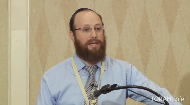 King David, the defendent, accused of murder and adultery, was represented by Rabbi Mendy Gutnick as the defense attorney, in a mock trial in Australia.