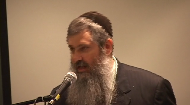 "What is it about the Jew that would compel one who has sworn off any interest or association with Torah observance to suddenly embrace it, in the strangest of ways, under the most perplexing of circumstances? Beyond glib and simplistic explanations like guilt, nostalgia and cultural pride, what is it within the Jewish ""pathology"" that causes this spiritual schizophrenia, and why should it not be seen as hypocrisy? Through humor and inspirational stories, this lecture will examine the deep and awesome dynamics of Jewish soul and identity"