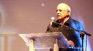 In this moving clip, General Adigdor Kahalani conveys a profound message of strength and courage as he recalls some of his experiences in the army. .