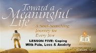 MOURNING Once the soul is in heaven, is it possible for it ascend to new spiritual heights? What can we do to assist the soul in the afterlife? This lesson explores the emotional, spiritual, and practical steps of the grieving process and explains how we can benefit the soul once it's already in the hereafter.