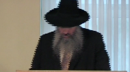 If every mitzvah we do creates an angel, why aren't there traffic jams in heaven?  Rabbi Moshe Bryski, the ultimate storyteller, gives some history of angels mentioned in the Torah and the later writings. He relates stories of present day occurrances of angels and how we can succeed in seeing them.