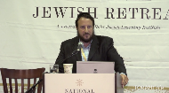This lecture took place at the 12th annual National Jewish Retreat. For more information and to register for the next retreat, visit: Jretreat.com.