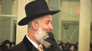 The International Siyum Harambam ceremony took place in Brooklyn's Crown Heights Sunday, Apr 26, 2010 completing the 28th learning cycle of the Mishne Torah.