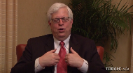 Dennis Prager centers around the question, Why be Jewish?