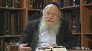 Join world-renowned teacher and scholar, Rabbi Adin Even-Israel Steinsaltz, every Sunday for a Torah insight.  This week's lesson discusses what kinds of behaviors the sages of the Mishna considered a risk to the soul.