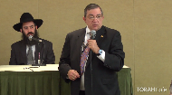 This panel took place at the Chabad Lay Leadership Forum 2013.