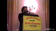Rabbi Sholom Ber Wineberg offers a small glimpse into the life of the Rebbetzin Chaya Mushka Schneerson, of righteous memory.  For the talk that followed this by Rabbi Wineberg's father on related topics, click here.  This tribute was given in 1988 at theInternational Conference on Judaism and Contemporary Medicine. The video recording is courtesy of Dr. Michael-Moshe Akerman M