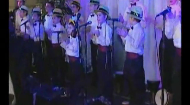 The Tmimim Boys Choir's rendition of Vayehi Bimei Achashverosh, a Purim song with words from the Purim Megillah.
